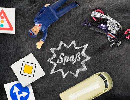 Führerschein-Ausbildung mit Spaß bei »de Clerk – Fahrschule« in Forchheim und Heroldsbach